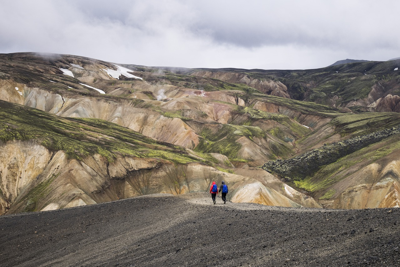 Ferðamannastraumur til Íslands